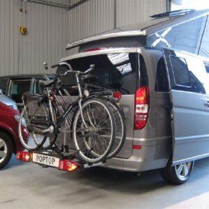 מנשא אופניים לוו גרירה UEBLER P22S