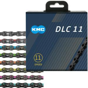 שרשרת KMC DLC 11 GREEN