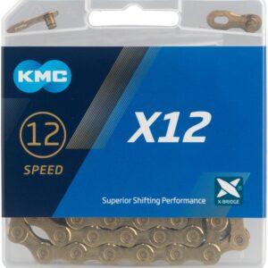 שרשרת KMC X12 GOLD