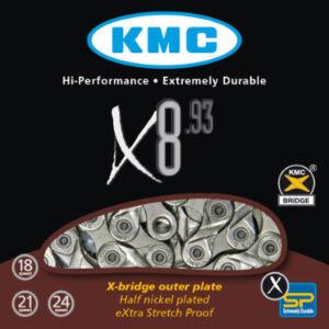 שרשרת KMC X8.93